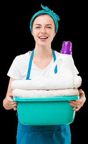 Dịch vụ giặt sấy - giặt ủi nhanh lấy liền